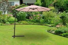 2.7m Outdoor Patio Parasol Garden Umbrella