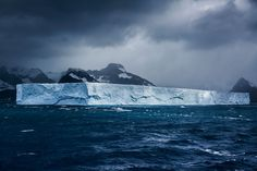 Tabular Iceberg Photo by Beverly Houwing -- National Geographic Your Shot