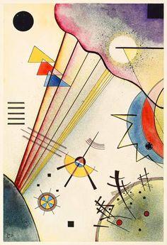 Wassily Kandinsky - Deutliche Verbindung