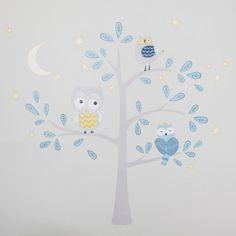 Lambs /& Ivy Night Owl Happi by Dena Sheet