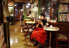 毎号、気になる喫茶店へ出かけ、マスターのこだわりを得意のイラストで図解します。今号は東京・練馬にある〈喫茶 アンデス〉へ。詳細は本誌で。