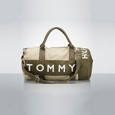 Harbor Point Duffle | Tommy Hilfiger USA