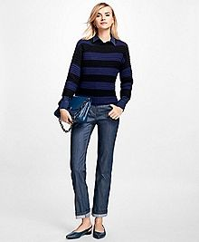 Coolly casual – Brooks Brothers Women