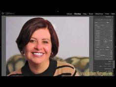 ▶ Learn Lightroom 5 - Part 7: Portrait Retouch (Training Tutorial) - YouTube