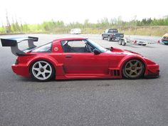 Mazda fb RX7 time attack car. You've been cleared for take off!