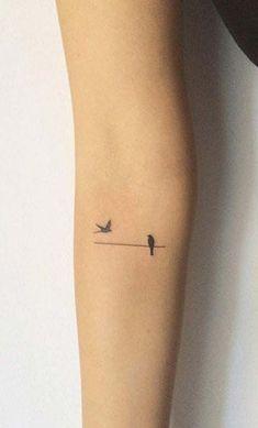 tiny tattoos for women ; tiny tattoos with meaning ; tiny tattoos for women with meaning ; tiny tattoos for women simple Mini Tattoos, Tiny Bird Tattoos, Cute Tiny Tattoos, Pretty Tattoos, Tiny Foot Tattoos, Form Tattoo, Shape Tattoo, 1 Tattoo, Tattoo Quotes