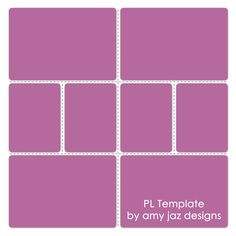 free project life digital photo book templates pinterest project