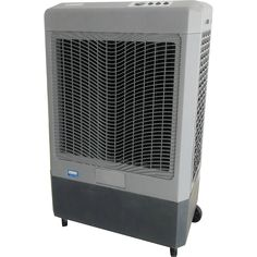 #airconditioners Hessaire MC61M 5,300 CFM Mobile Evaporative Cooler: Hessaire MC61M 5,300 CFM Mobile Evaporative Cooler is the… #coolers #ac