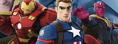 Test Disney Infinity 3.0 Marvel Battlegrounds : baston façon