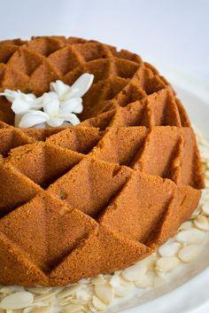Bundt Cake de Miel y Almendras