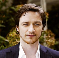 Mr. McAvoy most gorgeous man alive