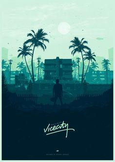 Welcome to Vice City - Michael Douglas