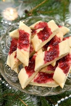 Kitchen Recipes, Baking Recipes, Cookie Recipes, Bagan, Swedish Cookies, Grandma Cookies, Green Soup, Butter Cookies Recipe, Candy Cookies