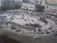 ΟΜΟΝΟΙΑ Old Photos, Vintage Photos, Athens Greece, Once Upon A Time, Old Town, Paris Skyline, The Past, In This Moment, Memories