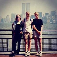 #NYC #WTC with my beloved #Twins