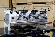 Espresso Parts' Roman Candle Custom Espresso Machine Build | Flickr - Fotosharing!