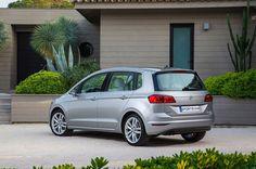 Golf Sportsvan #volkswagen #golf #sportsvan #citadine #voiture
