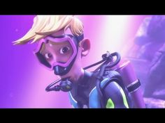 "CGI Animated Shorts HD: ""Taking The Plunge"" - by Taking The Plunge Team - YouTube"