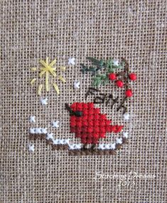 Thrilling Designing Your Own Cross Stitch Embroidery Patterns Ideas. Exhilarating Designing Your Own Cross Stitch Embroidery Patterns Ideas. Tiny Cross Stitch, Xmas Cross Stitch, Cross Stitch Needles, Cross Stitch Cards, Simple Cross Stitch, Cross Stitch Designs, Cross Stitching, Cross Stitch Embroidery, Embroidery Patterns