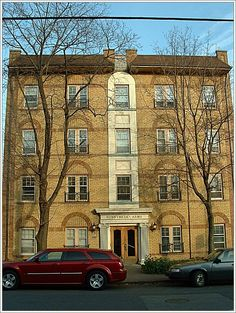 Runnymede Apartments, Runnymede & Bloor, a bit of elegance and nostalgia