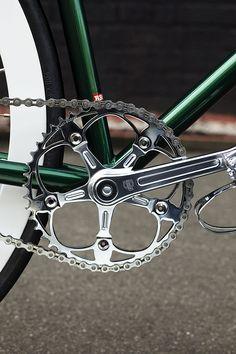 Brick Lane Bikes - BLB X H Limited Edition Bike