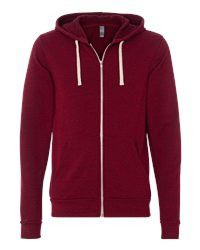 Sponge Fleece Full-Zip Hoodie