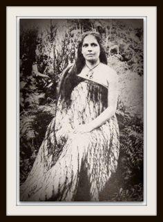 HEKE/WHAREPAPA WHANAU - Family TreeSNOWDEN, Ellen K. (1856 - 1922)