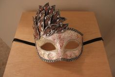 Mardi Gras Mask from New Awlins