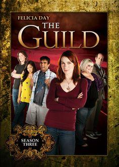 "The Guild - F. Day (creator) - 2007 [more here: ""Do it nerdy, but give it a soul. AKA: outstanding nerd web series"" http://turningmillifwindbestill.wordpress.com/2012/07/17/outstanding-nerd-web-series/"