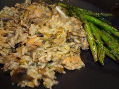 Real Life Reality [blog]: Tasty Thursdays! Crockpot Mushroom Chicken and Wild Rice