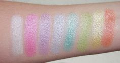 Yaby Pearl Paint Palette by mikmik90, via Flickr