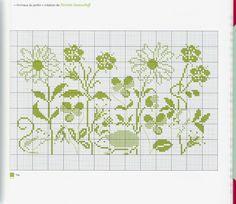 wildflowers (and hedgehog! Cat Cross Stitches, Cross Stitch Borders, Modern Cross Stitch, Cross Stitch Flowers, Cross Stitch Charts, Cross Stitch Designs, Cross Stitching, Cross Stitch Embroidery, Cross Stitch Patterns