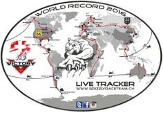 Grizzly : le tour du monde en 100 jours