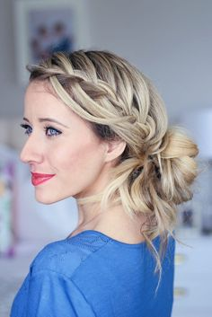 Build-able Hairstyles | Cute Girls Hairstyles