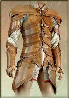 Lord of the Rings leather armor OMG WANT | Tattoo ideas | Pinterest