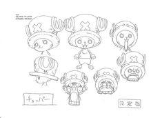 TonyTony Chopper / Tony Tony Chopper sheet, Character design, Official reference, Settei