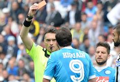 Napoli rocked by four-game Higuain ban
