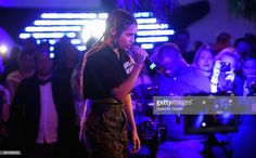 Tommy Genesis attends the Mercedes-Benz launch party with M.A & Tommy Genesis at 180 The Strand on March 2017 in London, England. Get premium, high resolution news photos at Getty Images Tommy Genesis, Launch Party, Mercedes Benz, Product Launch, News, Concert, Concerts