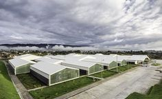 Hospital in Puyo, Puyo, 2012 - PmMt arquitectura
