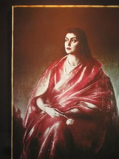 Maharani Gayatri Devi Portrait