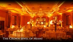 The Coral Gables Country Club | Miami Wedding & Special Event Venue | Wedding Planners Miami