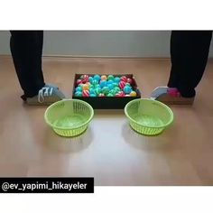 Family Party Games, Fun Party Games, Diy For Kids, Crafts For Kids, Toddler Learning Activities, Indoor Activities For Kids, Preschool Activities, Babysitting Activities, Kids Playing
