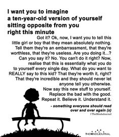 Soulmate and Love Quotes : QUOTATION – Image : Quotes Of the day – Description I Want You To Imagine A Ten-Year-Old Version Of Yourself Sharing is Power – Don't forget to share this quote ! Positive Quotes, Motivational Quotes, Inspirational Quotes, Trauma, Ptsd, Quotes To Live By, Life Quotes, I Want You Quotes, Food Quotes