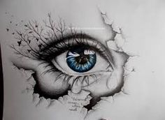 tattoo project by Bild Tattoos, Body Art Tattoos, Art Drawings Sketches, Tattoo Drawings, Cool Art Drawings, Surreal Tattoo, Eyes Artwork, Tattoo Project, Eye Painting