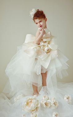 Little Flower Girl  | Krikor Jabotian