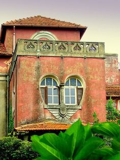 Heart window- Portugal