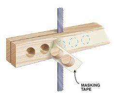 Multiple Plugs - Woodworking Shop - American Woodworker