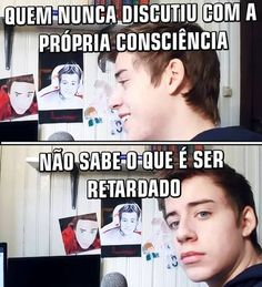 Read 26 from the story Memes Br by samarareader with 110 reads. Wtf Funny, Funny Cute, Bts Memes, Funny Memes, 4 Panel Life, Otaku Meme, Forever, Funny Comics, Funny Posts