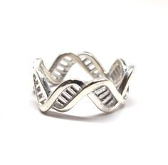 Infinity DNA Ring. I'm gonna need one of these. Now.