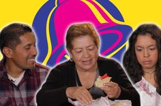 Mexican People Try Taco Bell For The First Time :: You can't get me near the place. ::